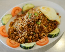 Corned Fried Rice